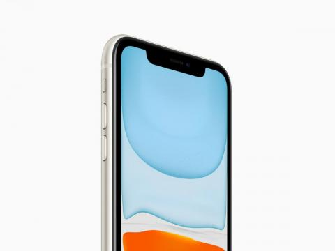 A no-notch design