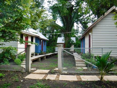 Casas portátiles en Belice