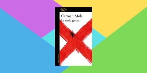 La novia gitana, de Carmen Mola