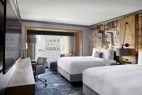 La mayoría de los alojamientos de la Bahía de San Francisco son típicamente caros pero este hotel no es uno de ellos.