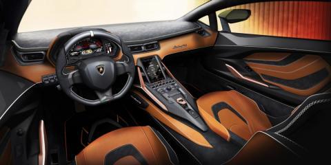 Sólo se fabricarán 63 unidades en honor al año en que se fundó Automobili LAmborghini en 1963.