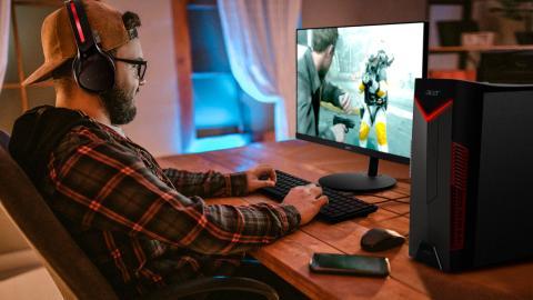 ordenadores gaming Acer Nitro