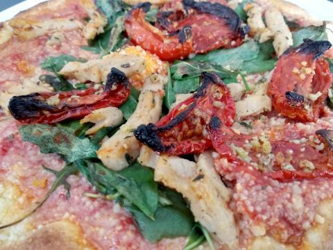 Pizza Mercadona 13