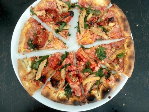 Pizza Mercadona 14