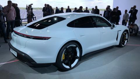 Porsche Taycan BI