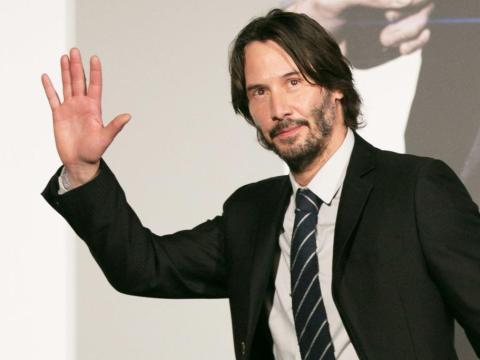 """Keanu Reeves ha protagonizado exitosas franquicias como las películas """"Matrix"""" y """"John Wick""""."""