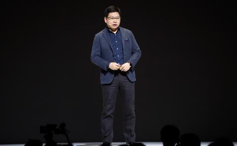 Richard Yu, CEO of Huawei