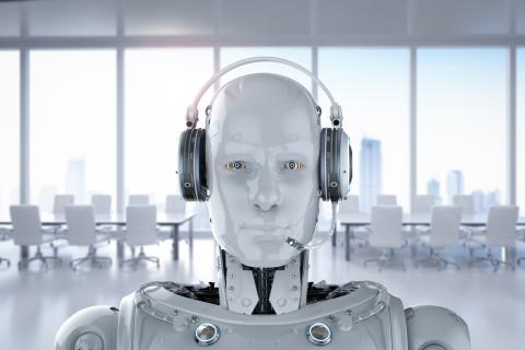 Robot operadora
