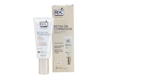 Roc Retin Ox Correxion Crema Antiarrugas Hidratante
