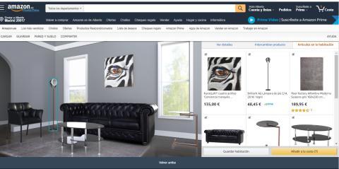 Salón 2 Amazon Showroom
