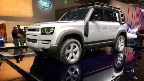 El nuevo Land Rover Defender, un icono que ha renacido.