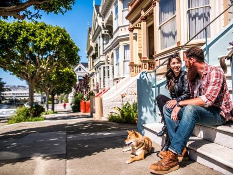 El apartamento más pequeño disponible para alquilar en San Francisco tiene sólo 15 metros cuadrados.