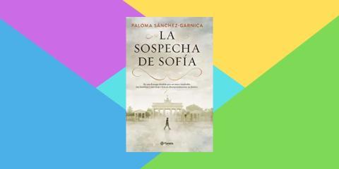 La sospecha de Sofía, de Paloma Sánchez-Guernica