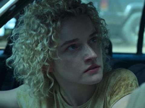 "Julia Garner plays Ruth Langmore on ""Ozark."""