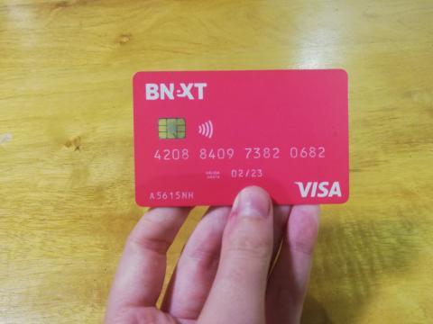 Bnext es una banca online pensada para viajeros.
