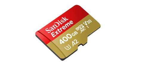Tarjeta SanDisk Extreme