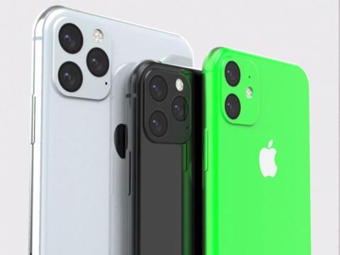 Los tres nuevos modelos del iPhone 11 hacen que haya poca necesidad del iPhone XS y XS Max.