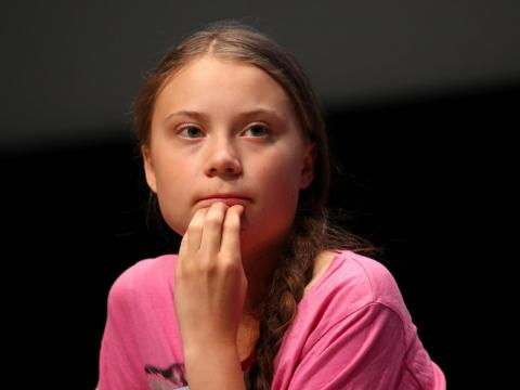 Thunberg has been thinking about climate change — and the lack of action to curb it — since age 8, when she first learned about the problem. She has said she didn't understand why adults weren't working to mitigate its effects.