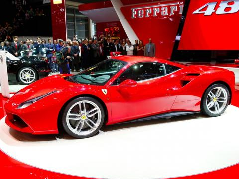 Today, the company sells its supercars for hundreds of thousands of dollars.
