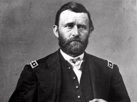 Ulysses S. Grant murió en 1885
