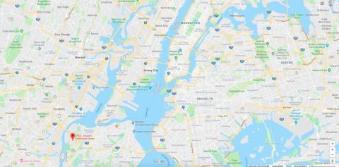 La ciudad de Nueva York no tiene muchos grandes espacios abiertos, pero los distritos exteriores, como Staten Island, tienen más espacio libre que Manhattan.