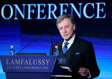 Yves Mersch, miembro del comité ejecutivo del Banco Central Europeo
