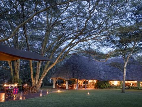 1. Sirikoi Lodge