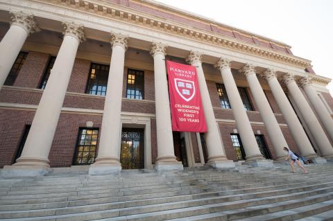 Universidad de Harvard, Massachusetts, EEUU.