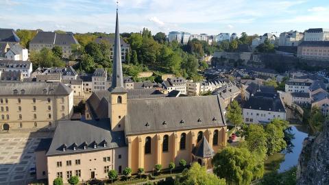 10. Luxemburgo
