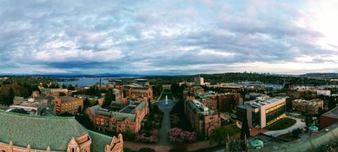 Universidad de Washington, Seattle, Estados Unidos