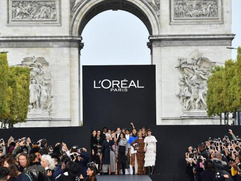 12. L'Oréal Group