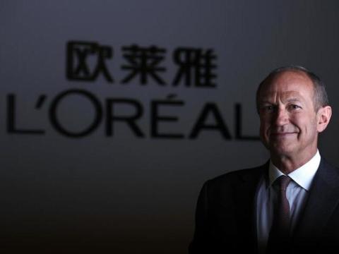 19. Jean-Paul Agon, L'Oréal