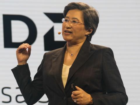 26. Lisa Su, Advanced Micro Devices