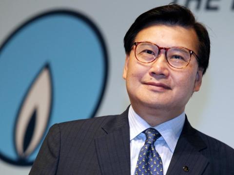28. Alfred Chan, Hong Kong and China Gas