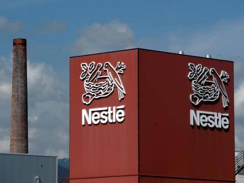 34. Nestlé