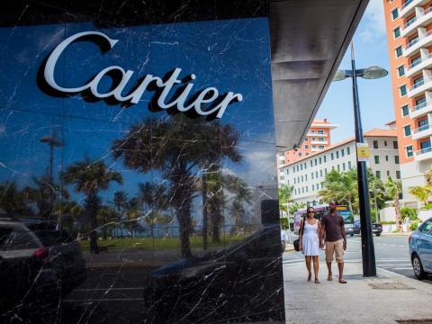 5. Cartier