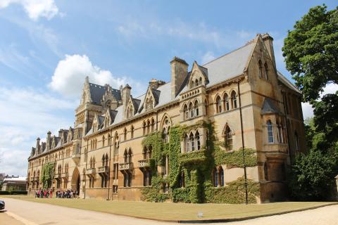 Universidad de Oxford, Inglaterra