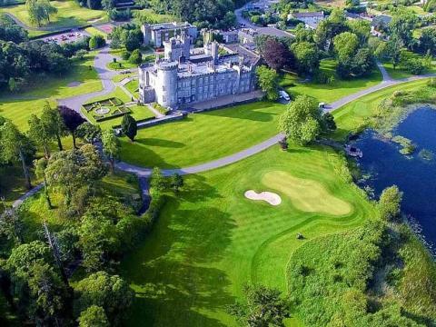 7. Dromoland Castle Hotel & Country Estate