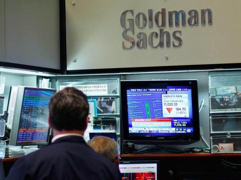7. Goldman Sachs