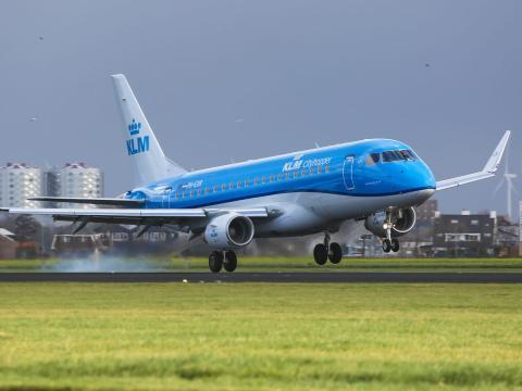 Aviones KLM