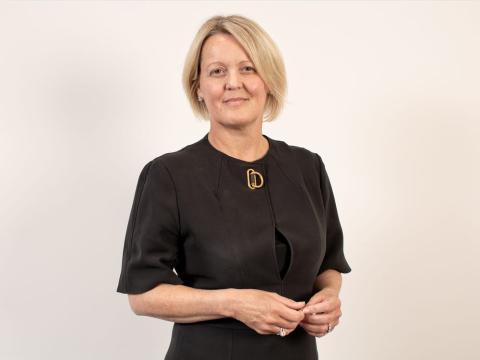 Alison Rose, fue la primera mujer nombrada CEO de RBS.