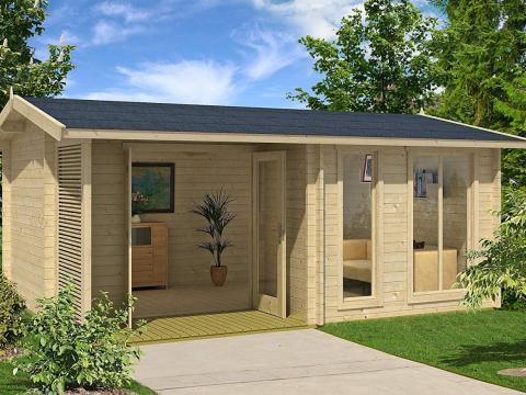 Las pequeñas casas de Allwood generalmente cuestan entre 8.000 y 50.000 euros, dependiendo de los metros cuadrados de la estructura.