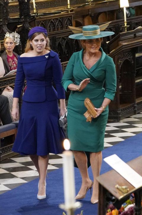 Aunque se divorciaron en 1996, Sarah sigue siendo invitada a muchos eventos de alto perfil, como bodas reales y las vacaciones familiares de la reina en Balmoral.