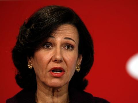 Ana Botín, presidenta ejecutiva, Santander