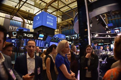 Antes de la apertura del mercado en Wall Street