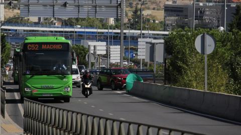 Autobús de Madrid