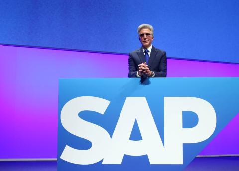 Bill McDermott, CEO de SAP.