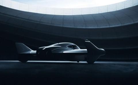 Boeing y Porsche trabajarán en un prototipo de coche volador premium.