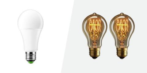 Bombillas led para iluminar y decorar tu casa con estilo