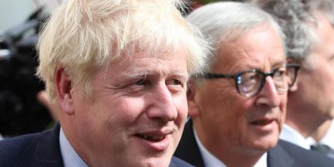 Boris Johnson has one week to improve his Brexit plan or EU officials will refuse to even discuss it at a crunch summit